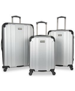 south street 3 pc hardside spinner luggage