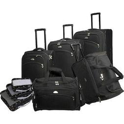 south west 5 piece luggage set bonus
