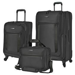 St Augustine 3-Piece Ballistic Nylon Expandable Spinner Lugg