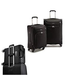 Samsonite StackIt 2 Piece Softside Spinner Luggage Set