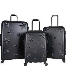star journey 3 piece lightweight hardside spinner