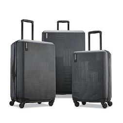 American Tourister Stratum XLT 3 Piece Hardside Spinner Lugg