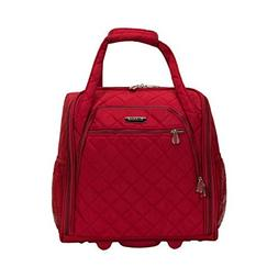 "The Red Rockland Unisex 15"" Melrose Wheeled Underseat Carry"