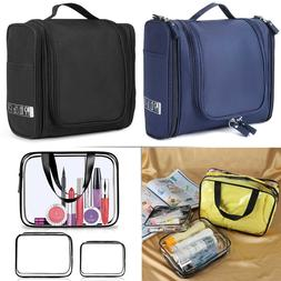 Toiletry Bag Travel Luggage Pouch Make up Cosmetic Bag for W