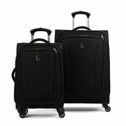 Travelpro TourGo Carry on and Checked Medium Spinner Luggage