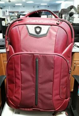 Traveler's Choice Casual Rolling Upright and Backpack Luggag