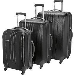 Travelers Choice Toronto 3 Piece Lightweight Expandable Spin