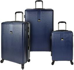 U.S. TRAVELER Luggage Set ABS Hard-Side with 360° Spinner W