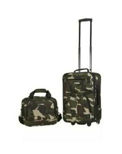 Rockland Unisex  2 Piece Luggage Set ☆NEW☆