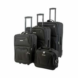 Rockland Unisex  4 Piece Luggage Set F32