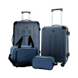 Travelers Club Unisex  4-Piece Luggage Value Set - 28 Inches