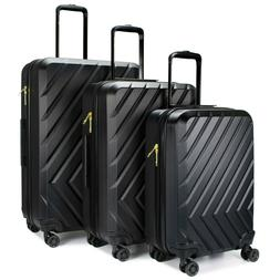 19V69 Italia Arrow 3 Piece Expandable Spinner Luggage Set