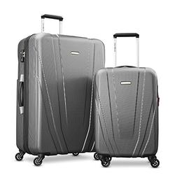 Samsonite Valor 2 Piece Set Charcoal