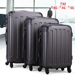 Waterproof 3Pcs Set Travel Luggage Suitcase Dustproof Cover