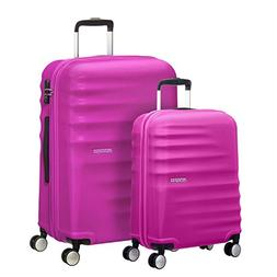 American Tourister Wavebreaker 2 PC Set Hot Lips Pink