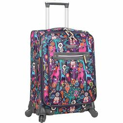 "Wild Woods 28"" Exp Spinner  Luggage For Travel Stability Bac"