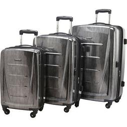 winfield 2 fashion 3 piece hardside luggage