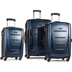 Samsonite Winfield 2 Fashion Hardside 3 Piece Spinner Luggag