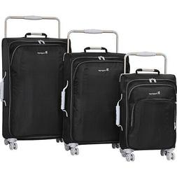 it luggage World's Lightest 8 Wheel 3 Piece Set 6 Colors Lug