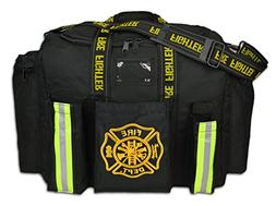 Lightning X Premium Step-In Turnout Gear Bag Front Operation
