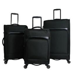 Ben Sherman York 3-PC Expandable Lightweight Spinner Luggage